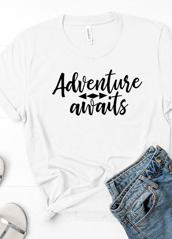 Adventure awaits T Shirt SP16M0