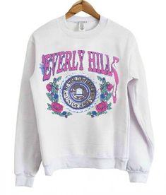 Beverly Hills Sweatshirt TA28M0