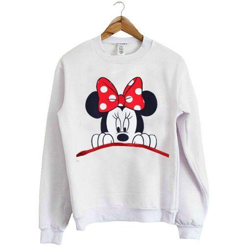 Cute Mickey Mouse Sweatshirt DF24M0