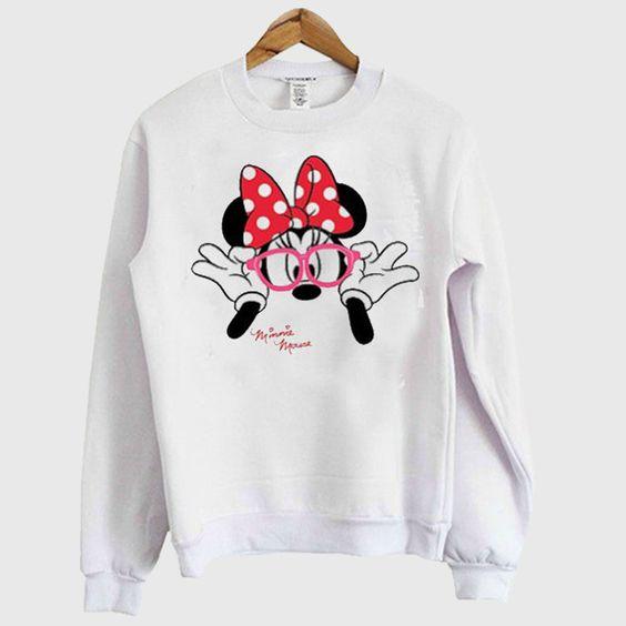 Disney Minnie Mouse Sweatshirt DF24M0