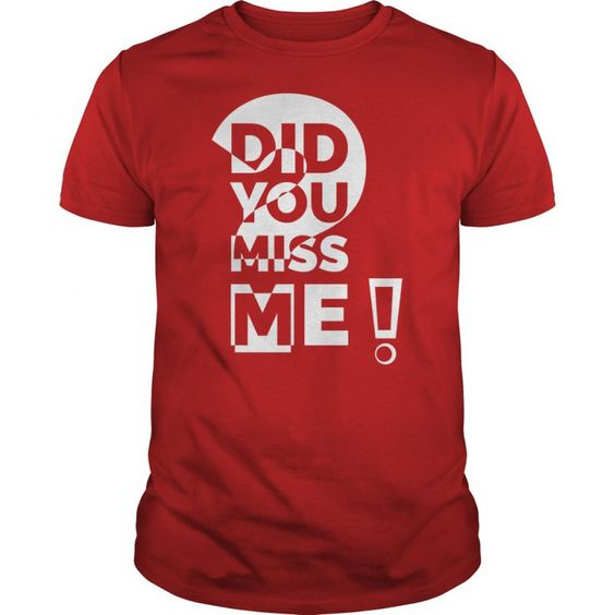 Do you miss T Shirt SP16M0