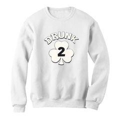 Drunk 2 Sweatshirt TA28M0