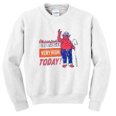 Fire Danger Sweatshirt TA28M0