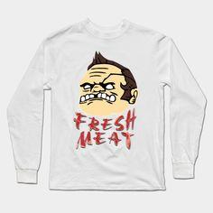 Fresh Meat Sweatshirt TA28M0