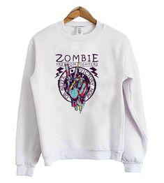 Scary Outfit Zombie Sweatshirt TA28M0
