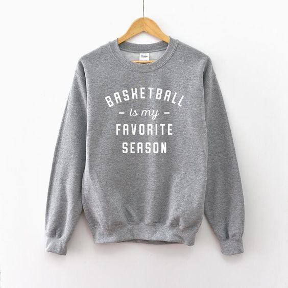 Basketball Sweatshirt SR7JL0