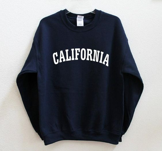 California Design Sweatshirt SR7JL0