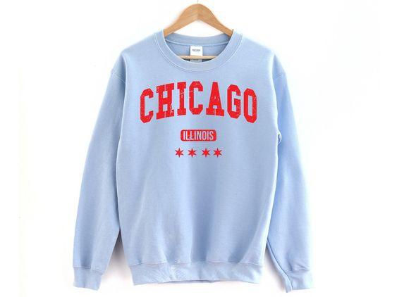 Chicago Sweatshirt SR7JL0