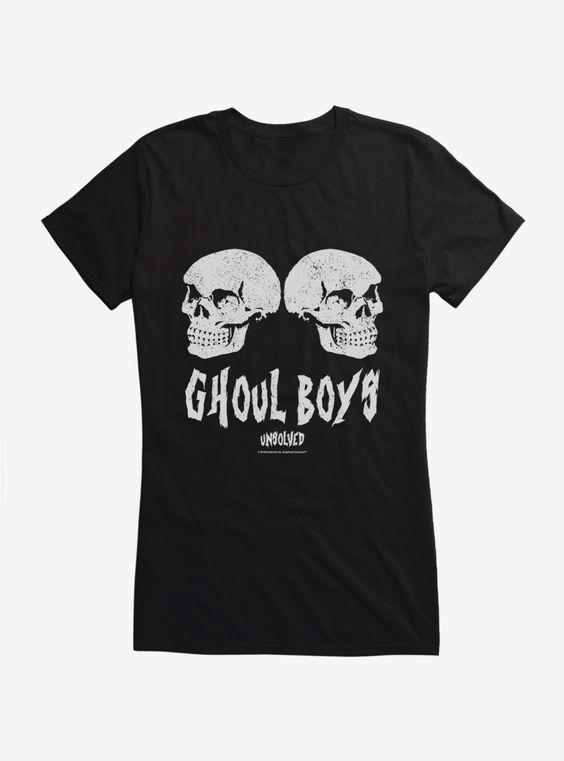 Ghoul boys T-Shirt AL30JL0