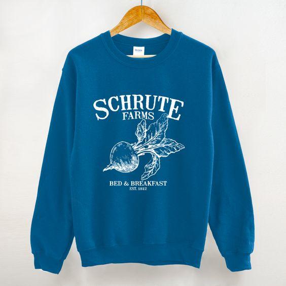 Schrute Farms Sweatshirt SR7JL0