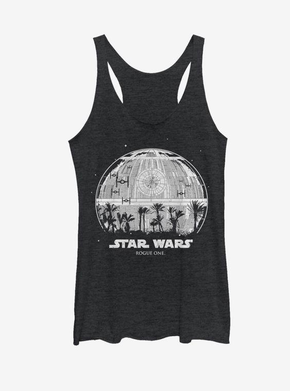 Star wars rogue one Tanktop AL14JL0