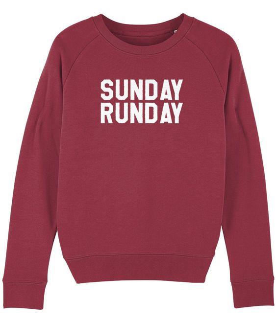 Sunday Runday Sweatshirt SR7JL0