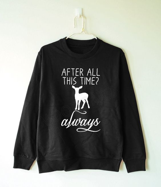 This time Always Sweatshirt SR7JL0