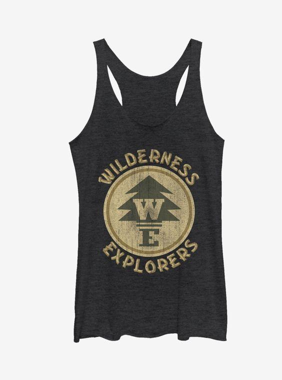 Wildersness explorer Tanktop AL14JL0
