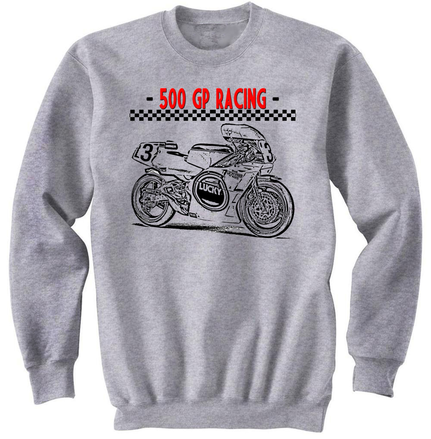 500 GP Racing Sweatshirt AL28AG0