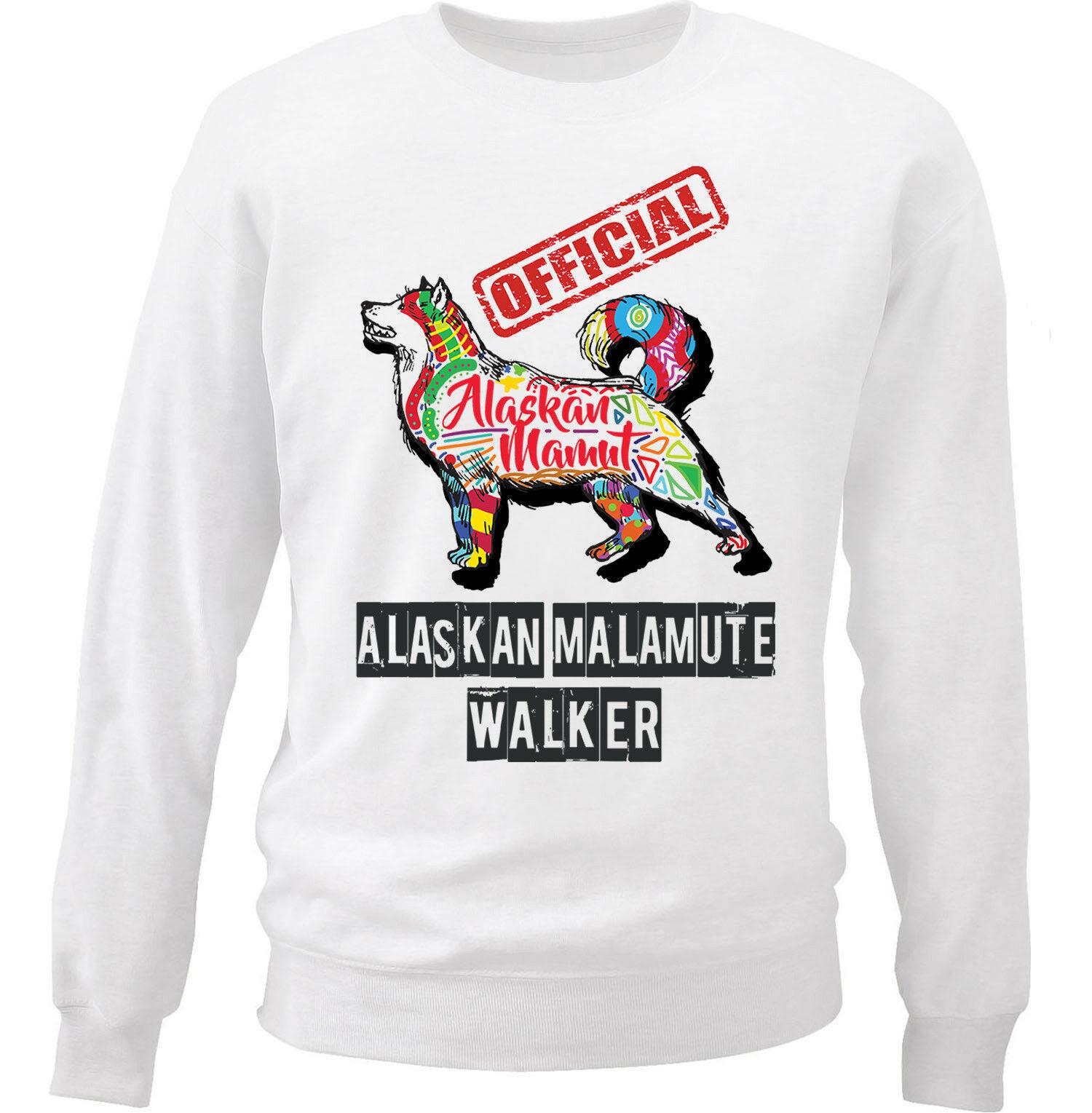 Alaskan Malamute Sweatshirt AL28AG0
