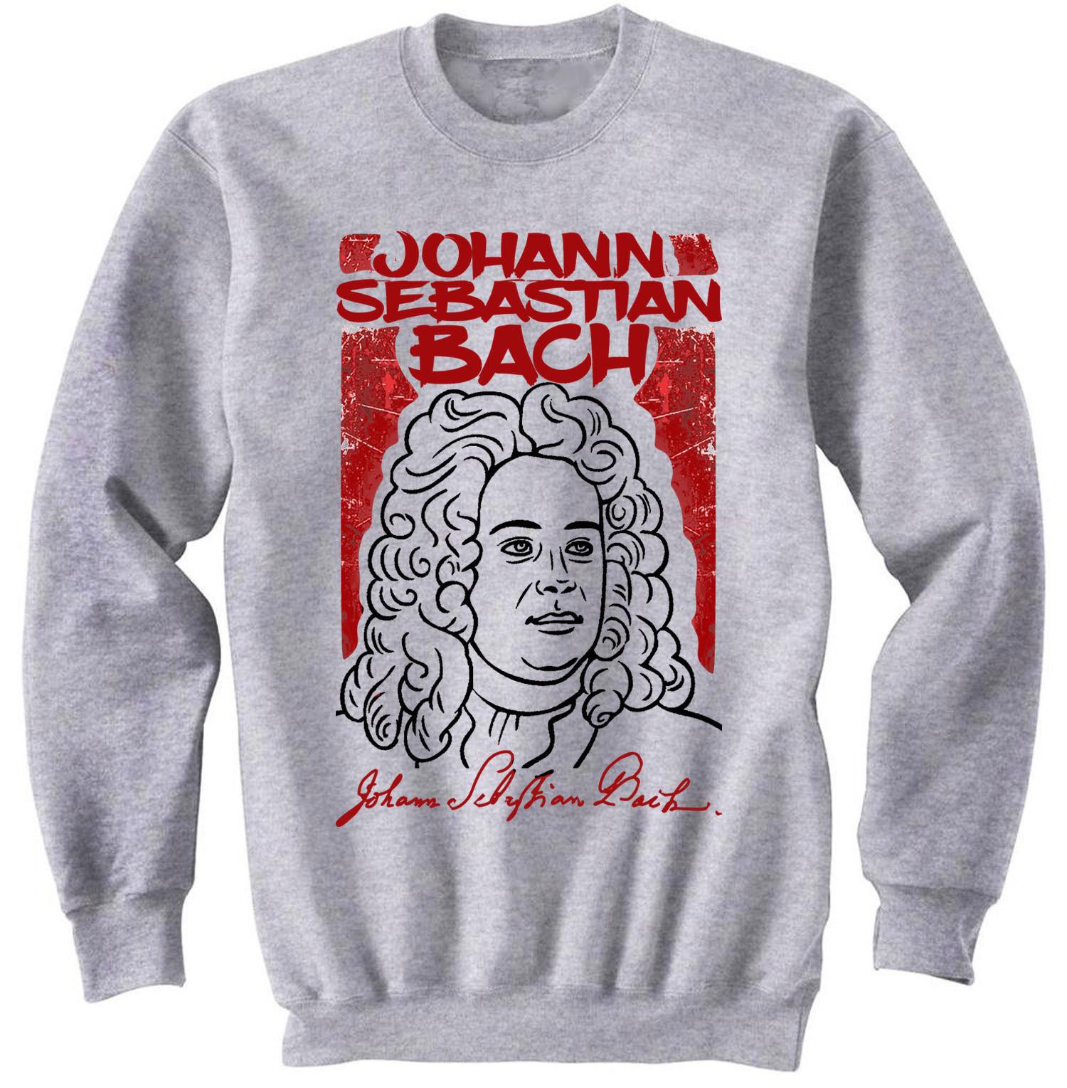 Bach Composer Sweatshirt AL28AG0