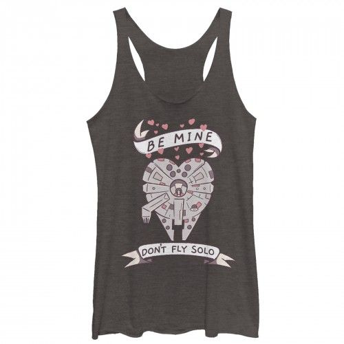 Be Mine Don't Fly Solo Tanktop AL11AG0