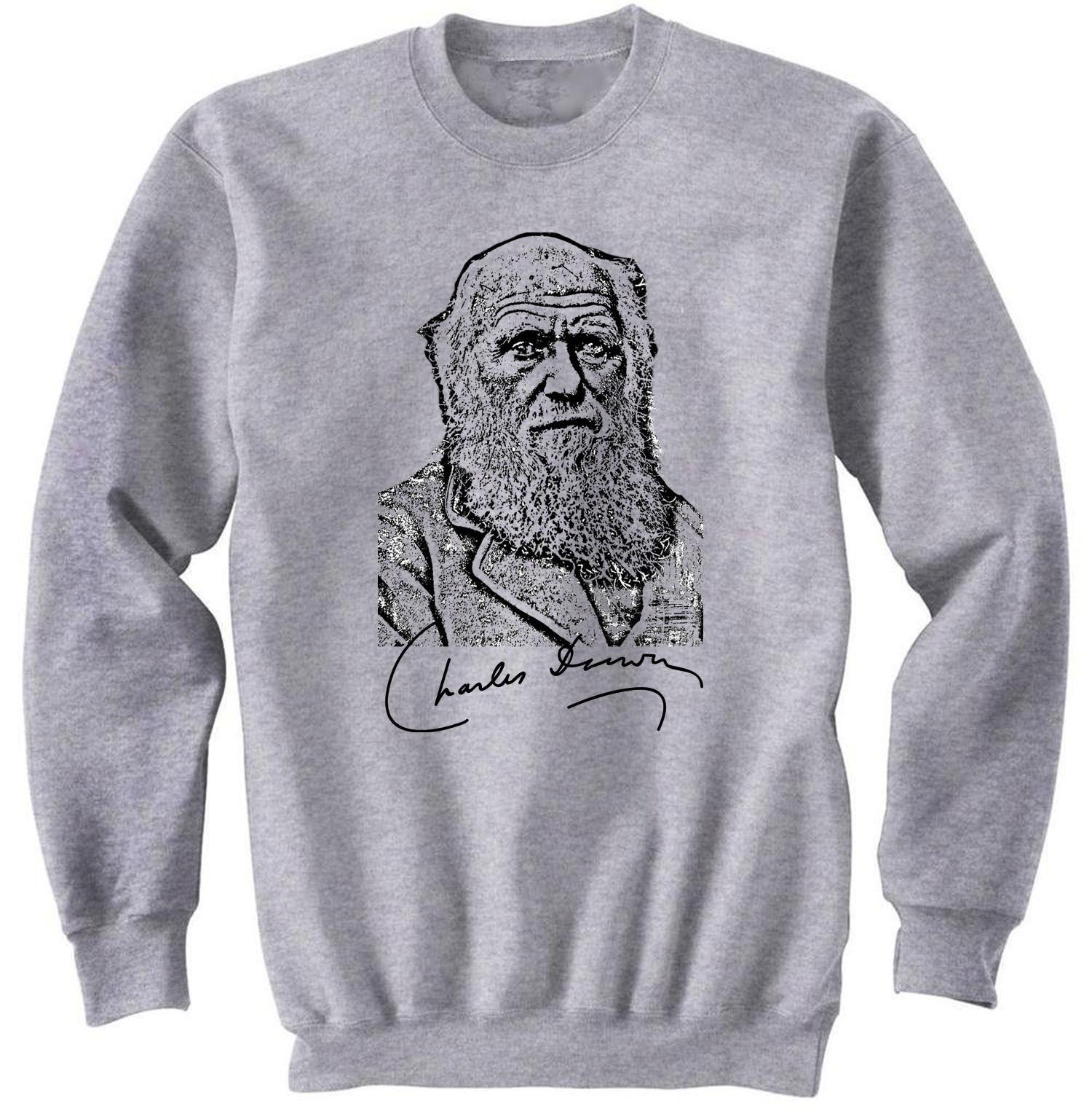 Charles Darwin Sweatshirt AL28AG0