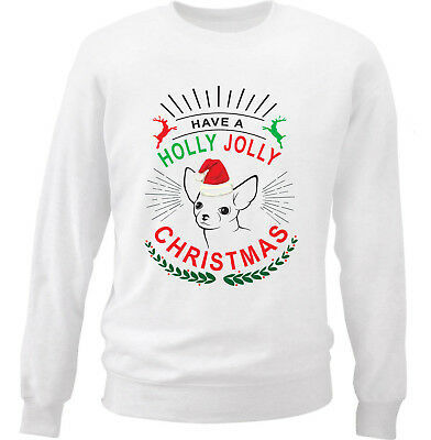 Cihuahua Holly Jolly Sweatshirt AL28AG0