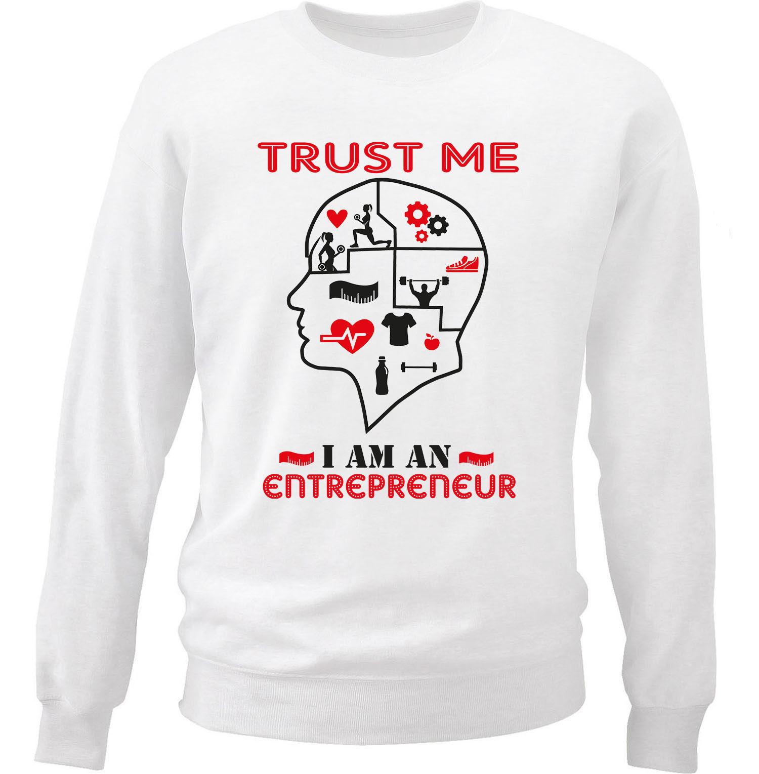 Entrepreneur Sweatshirt AL28AG0