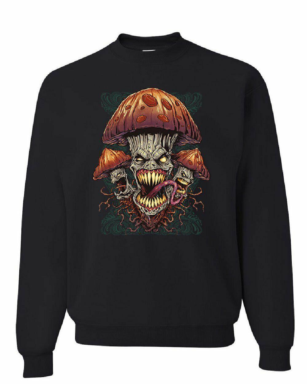 Evil Mushrooms Sweatshirt AL28AG0