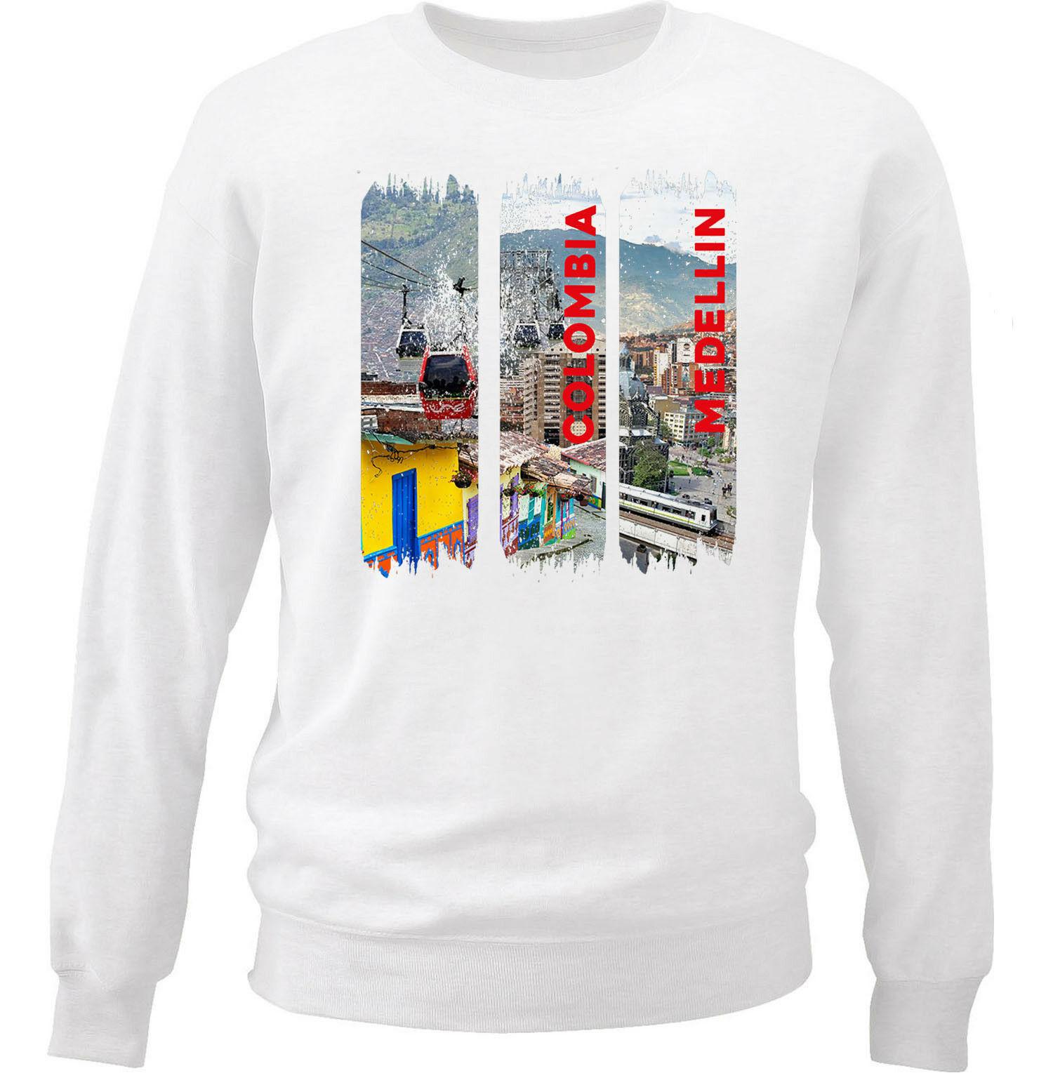 Medellin Colombia Sweatshirt AL28AG0
