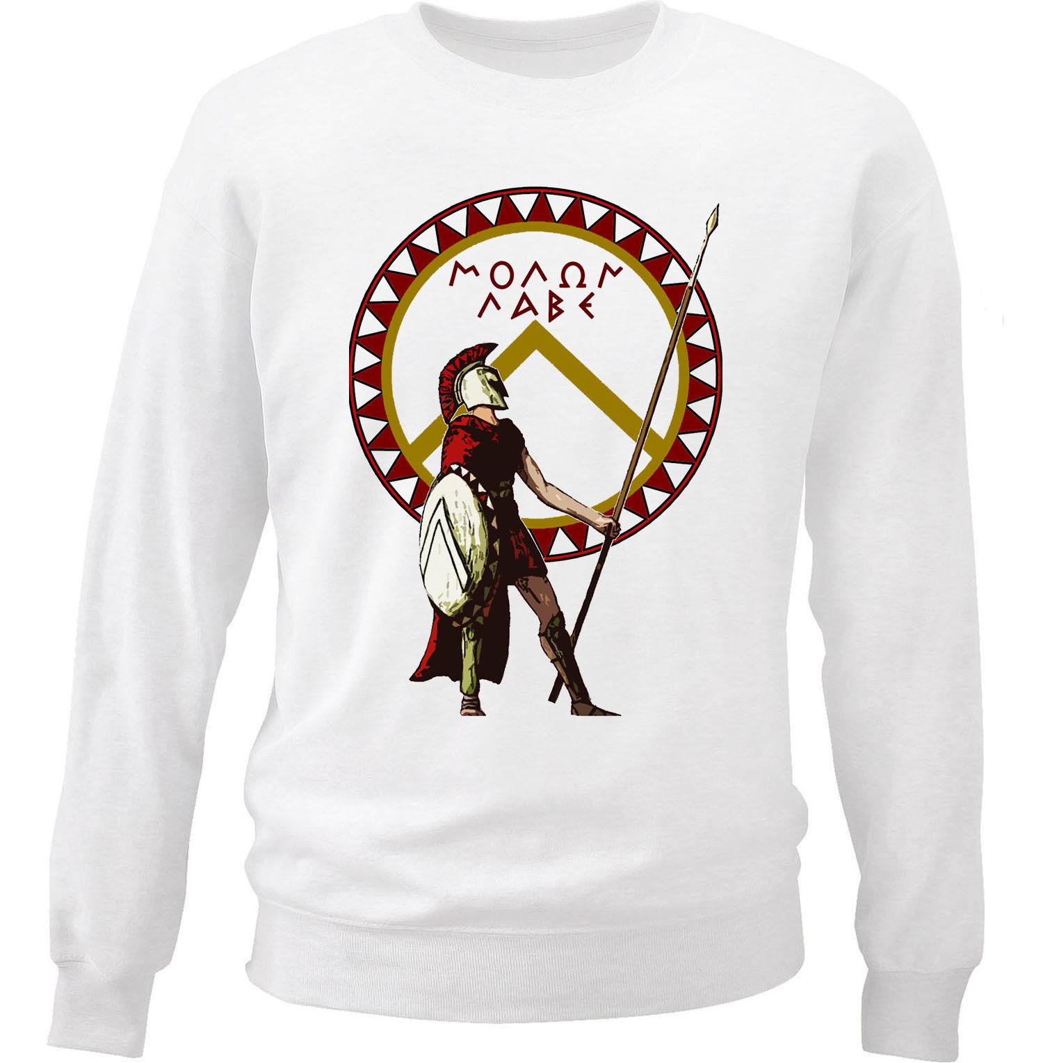 Spartan Warrior Sweatshirt AL28AG0