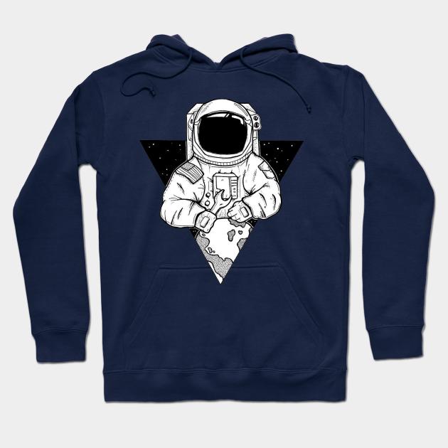 Astronaut Hoodie SR10N0
