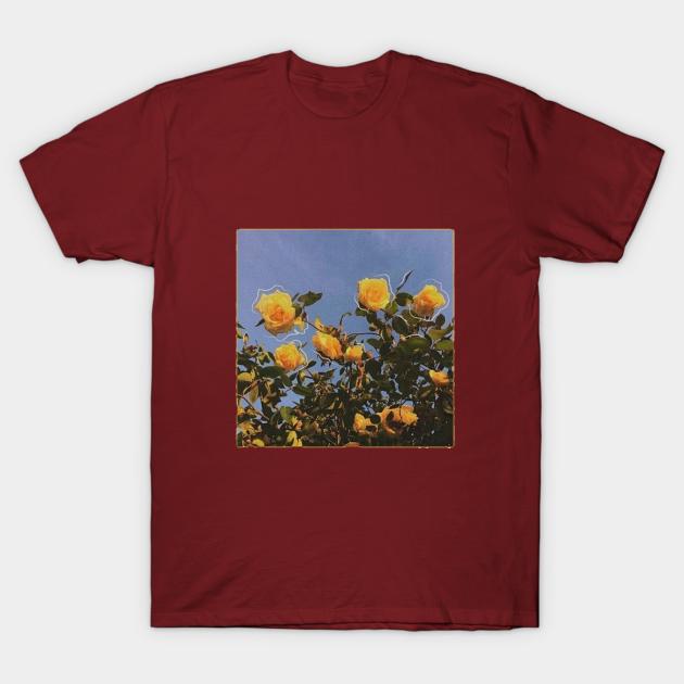 Flower Vintage T-Shirt SR10N0
