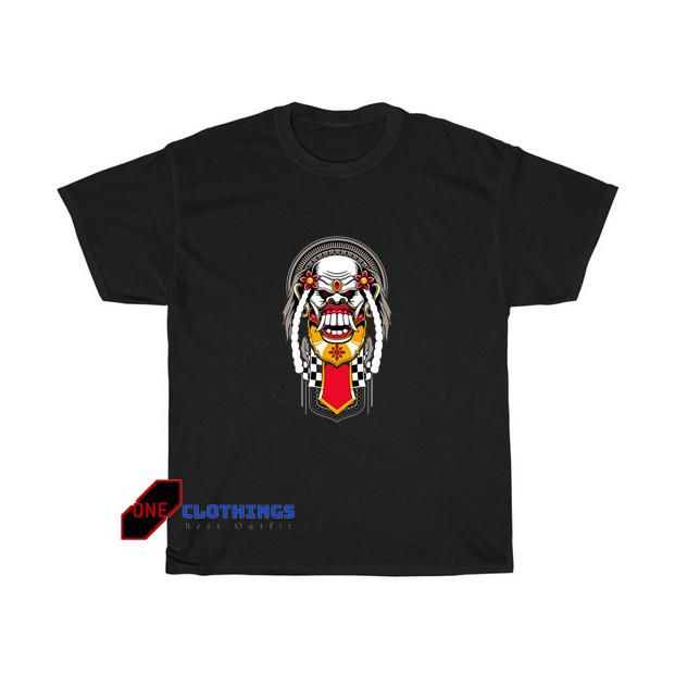 Balinese Tshirt SR9D0