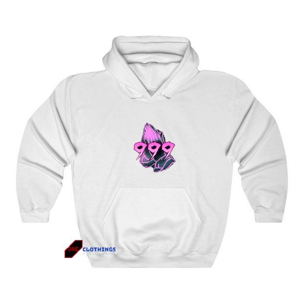 999 Juice WRLD Vintage hoodie SY18JN1