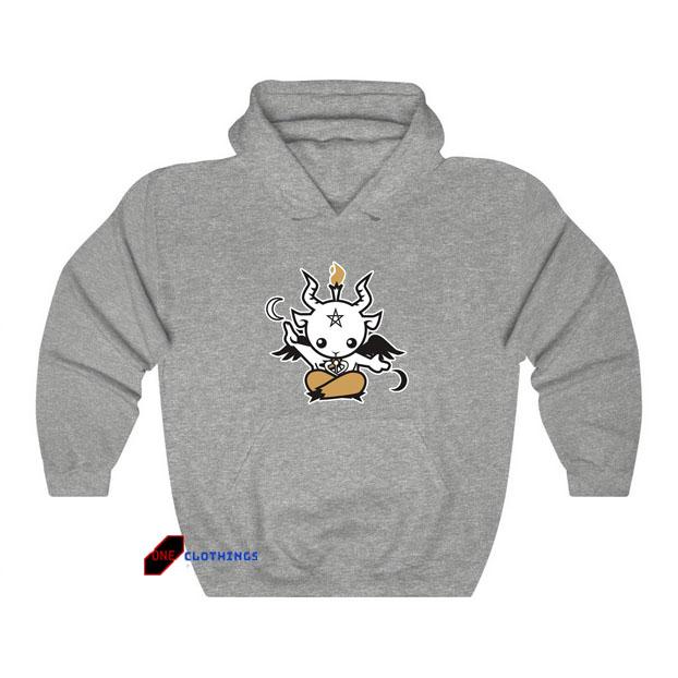 Baby Baphomet hoodie SY18JN1