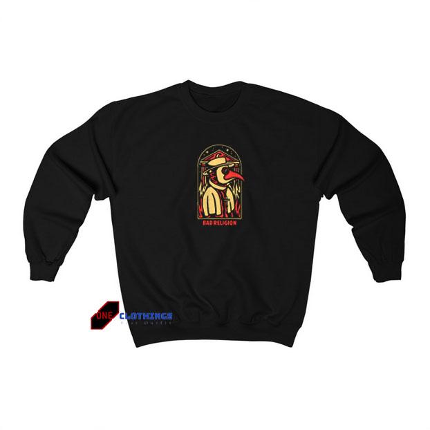 Bad religion vintage sweatshirt SY18JN1