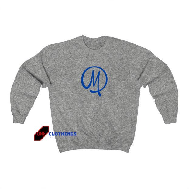 M name Sweatshirt SA12JN1