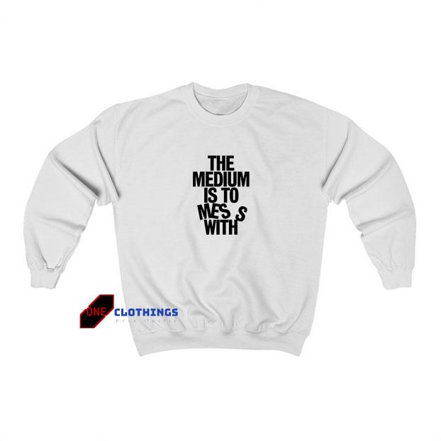 Medium Sweatshirt SY18JN1