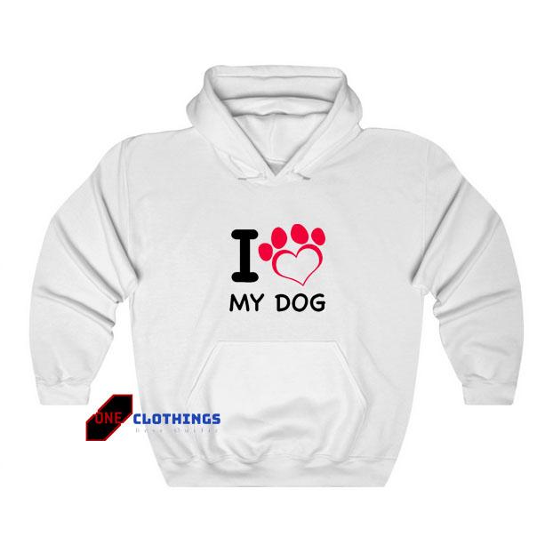 My Dog Hoodie SY17JN1