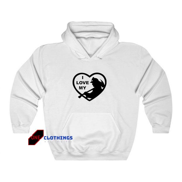 My Fighters hoodie SY17JN1