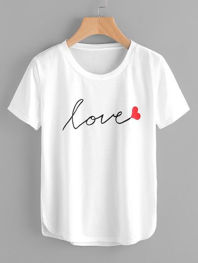 All You Need Is love T-Shirt DA26F1