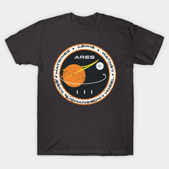 Ares T-shirt SD16F1