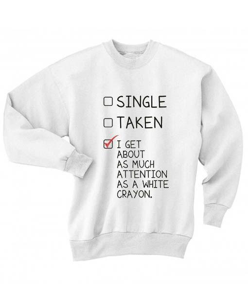 Attention Sweatshirt SD16F1