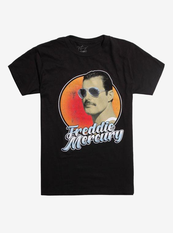 Aviator Sunglasses T-Shirt NT17F1