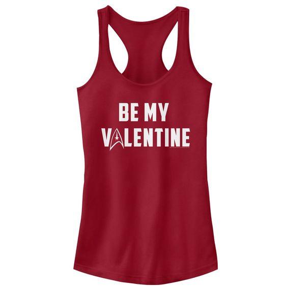 Be My Valentine Tank Top SR8F1