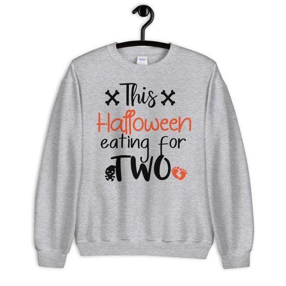 Maternity Halloween Sweatshirt EL22F1