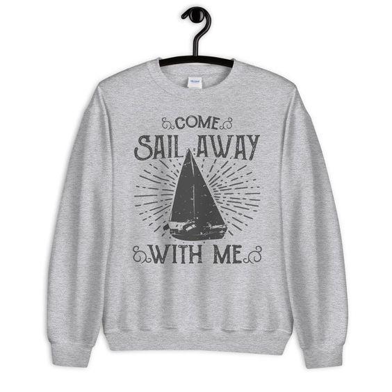 Sail Away Sweatshirt EL22F1