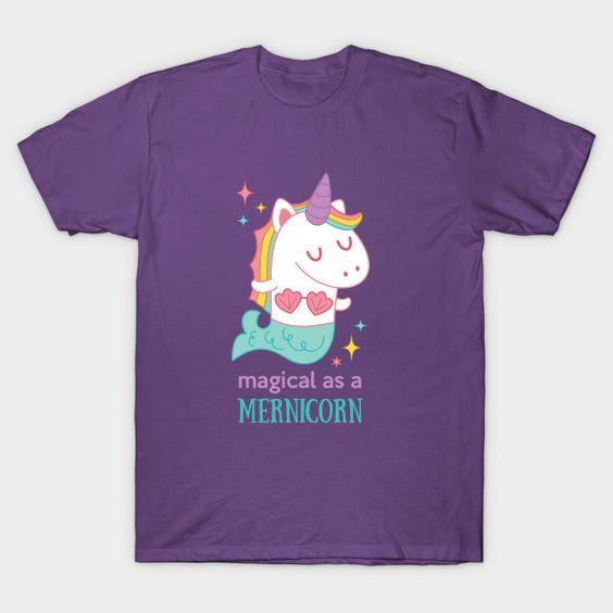 Unicron Mermaid T-Shirt DE1F1