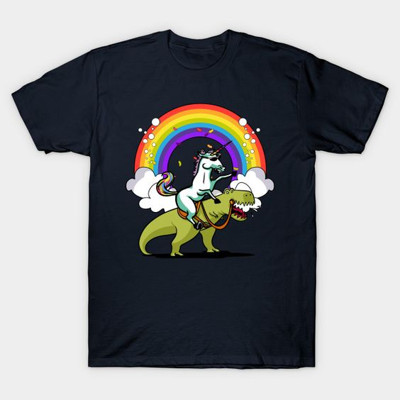 Unicron T-Rex T-shirt ED1F1