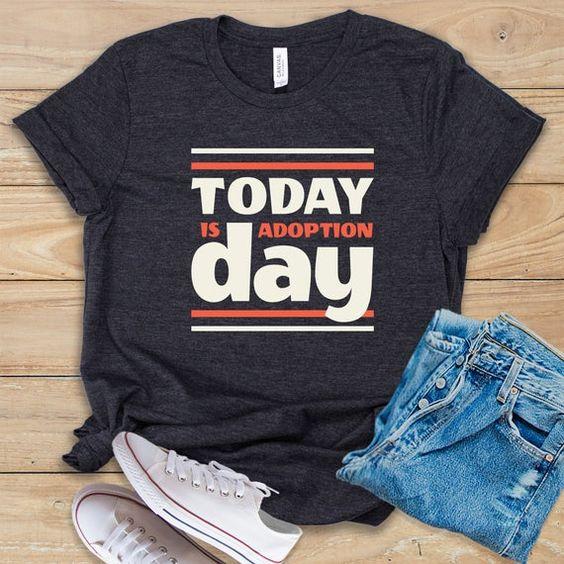 Adoption Day T-Shirt SR12MA1