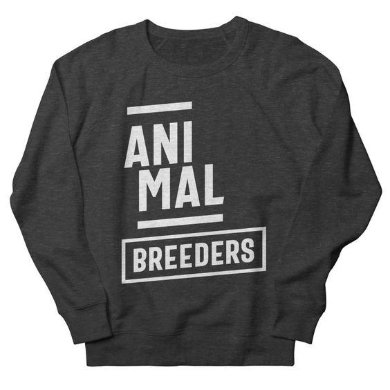 Animal Breeders Sweatshirt SD1M1