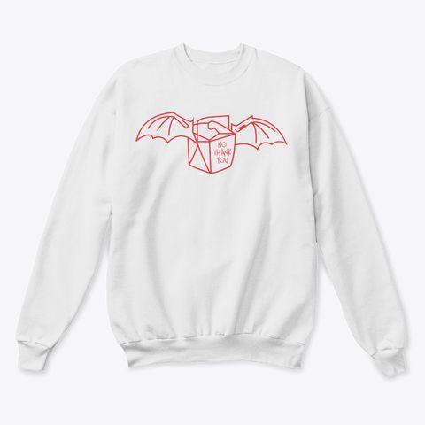 Bat Fried Rice Quarantine Sweatshirt FA22MA1
